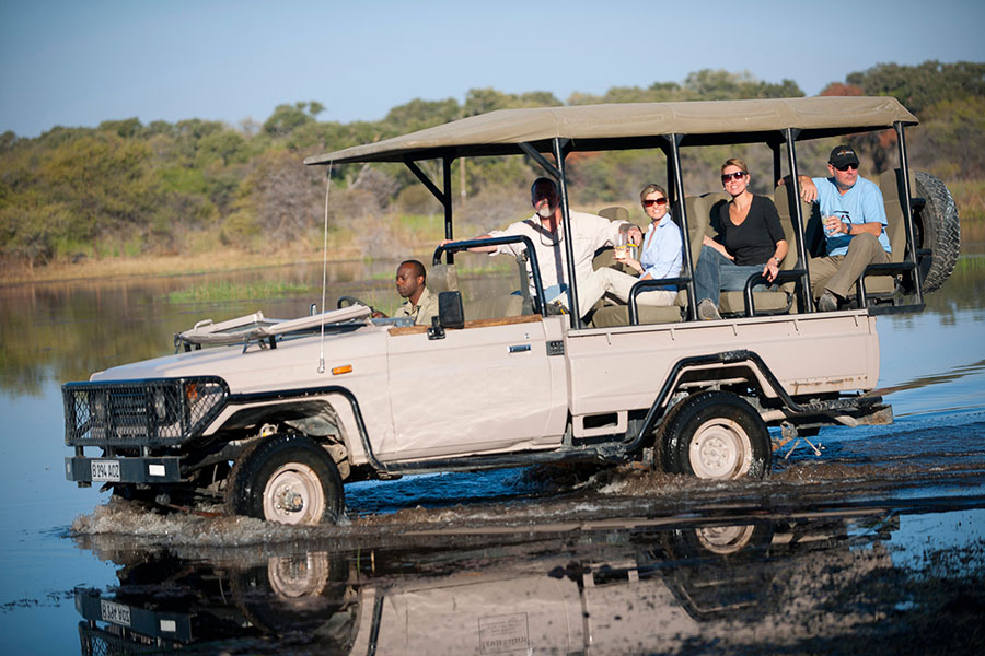 Botswana Budget Mobile Safari