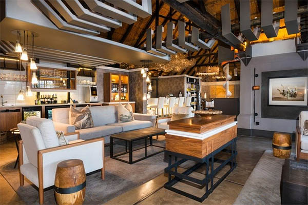 Luxury along the Chobe